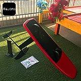 HONGSHENG Kite Board Hydrofoil Set - Set De Tablas De Surf De Accesorios De Hidrofoil De Fibra De Carbono