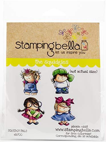 Stamping Bella Haft-Stempel, Baseball Squidgy