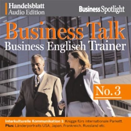 Business Talk English Vol. 3 Titelbild