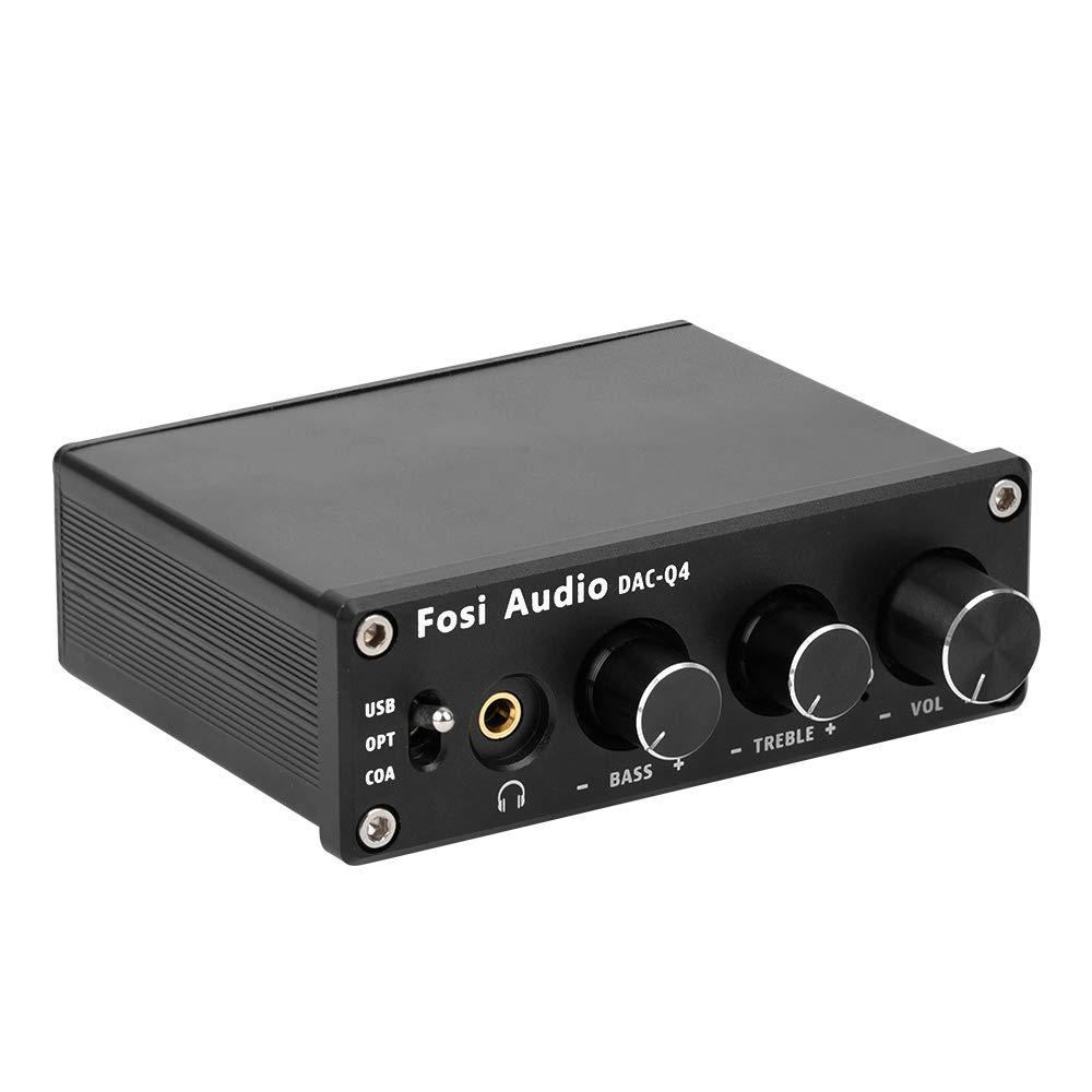 Fosi Audio Headphone Digital Analog