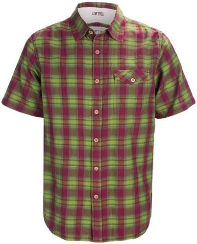Trust Gramicci Men's Oliver Complete Free Shipping Plaid Shirt