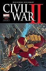 Civil War II n°2 de Brian Michael Bendis