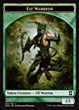 Magic The Gathering - Elf Warrior (012/016) - Eternal Masters