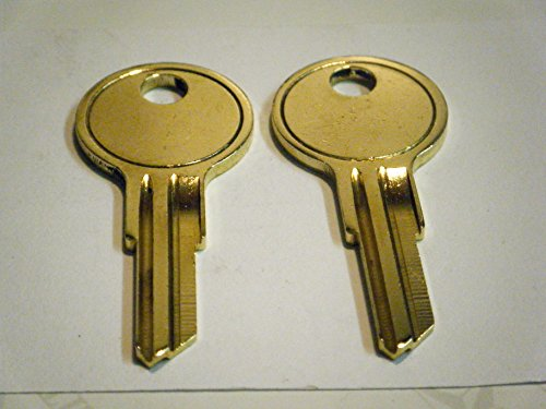 UWS ONLY UWS Toolbox Keys Code Cut Lock/Key Numbers From CH501 To CH510 Truck Tool Box Lock Key By Ordering These Keys You Are Stating You Are The Owner. (CH503)