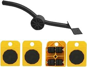 Amuzocity Meubels beweegbare kit meubelschuiver Heavy Duty Roller Slider