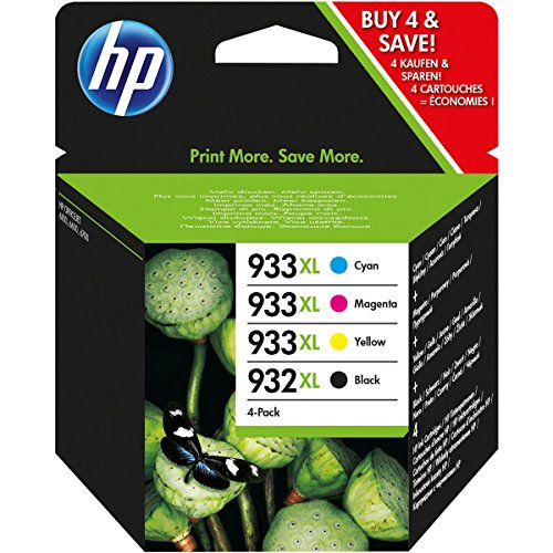 HP 932XL/933XL Gelb Original Dru...