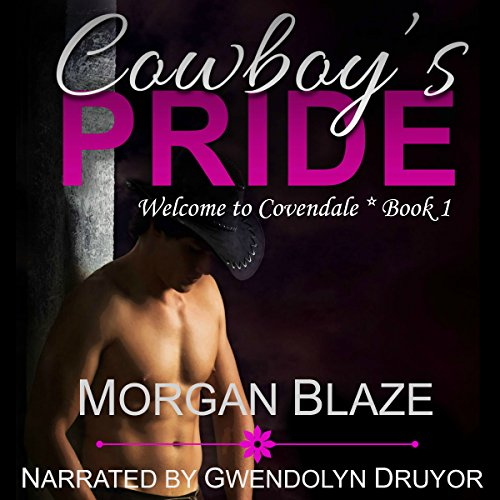 Cowboy's Pride audiobook cover art