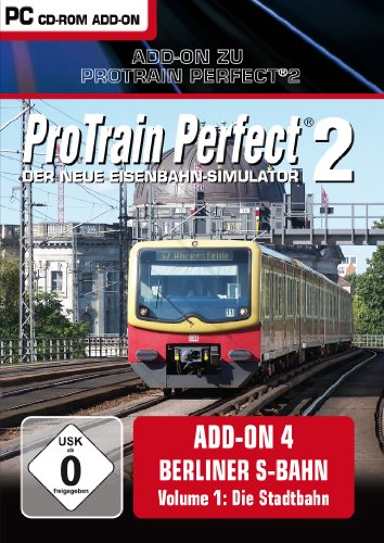 Pro Train Perfect 2 - Add-On 4 Berliner S-Bahn Vol. 1 Die Stadtbahn
