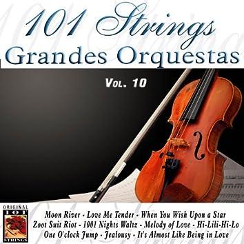 101 Strings Grandes Orquestas Vol. 10