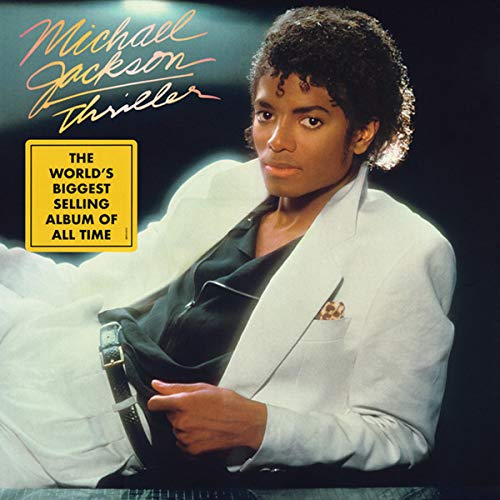 Thriller [Disco de Vinil]