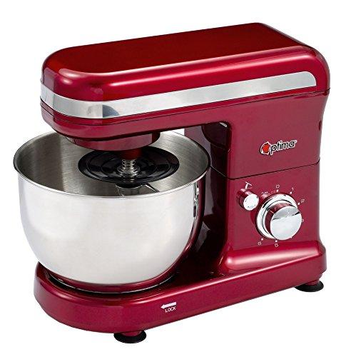 Optima 2 cim5000 Planet 500 Kit Machines de cuisine avec bol mélangeur en acier inoxydable