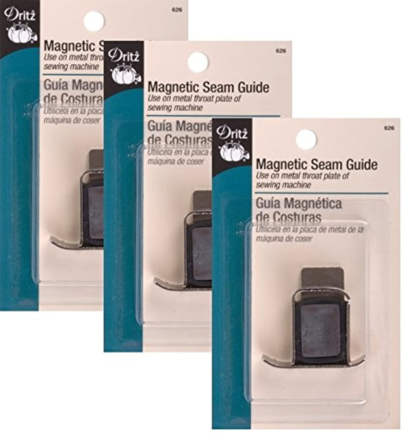Dritz Magnetic Seam Guide (3 Pack)