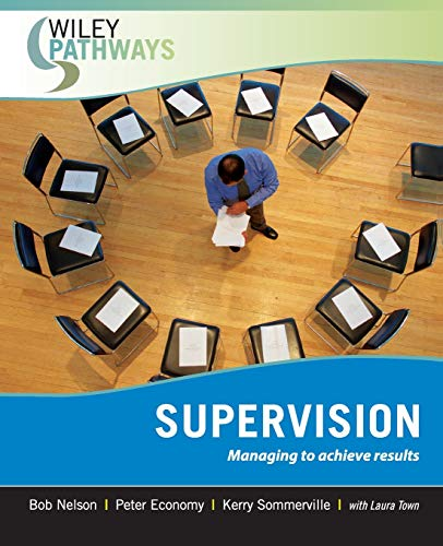 Wiley Pathways Supervision
