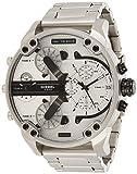 Diesel Reloj Analogico para Hombre de Cuarzo con Correa en Acero Inoxidable DZ7421