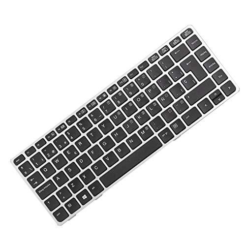 non-brand Tastiera di Computer Portatile per HP EliteBook 8460p 8460w 8470p 8470w 6460b 6465b