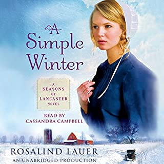 A Simple Winter audiobook cover art