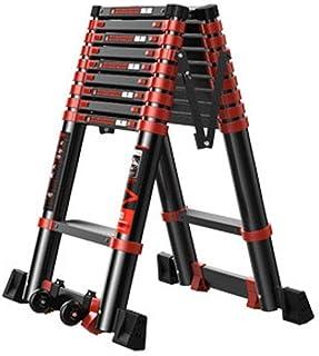 Extension ladder Aluminium adjustable Ladder Extension Portable Multi-Purpose Extendable Ladders premium extension ladder...