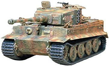 Tamiya Models Tiger I (Sd.kfz.181)