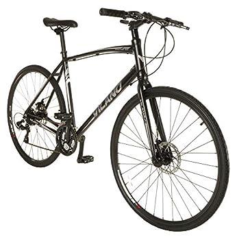 nashbar womens flat bar road bike