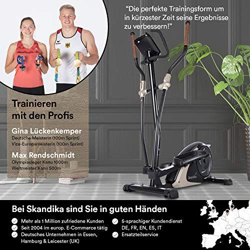 skandika Crosstrainer Eleganse/Adrett | Design Hometrainer - 5