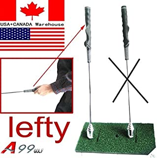 A99 Golf Swing Trainer Stick Warm up Practice Club Left/Right Handed Golfer ( Right)
