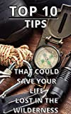 Top ten tips that can save your life lost in the wilderness (English Edition)