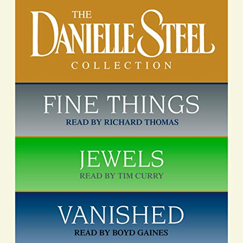 Danielle Steel Value Collection audiobook cover art