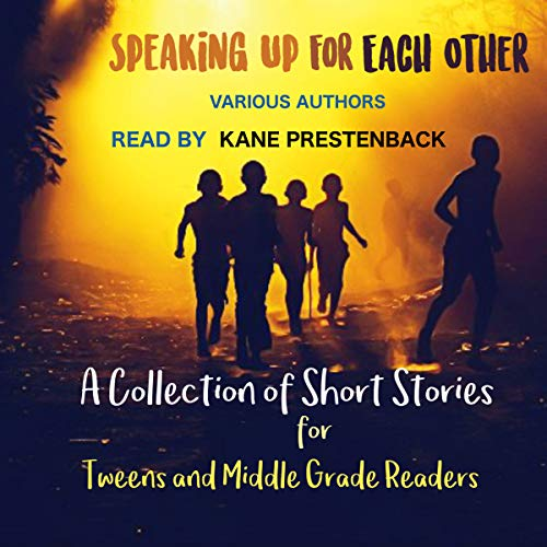 Speaking Up for Each Other audiobook cover art