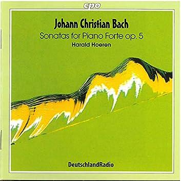 J.C. Bach: 6 Sonatas, Op. 5