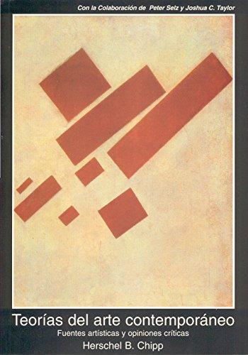Teorías del arte contemporáneo: 12 (Fuentes de arte)