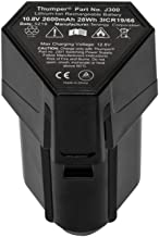 Thumper Lithium Replacement Battery Pack