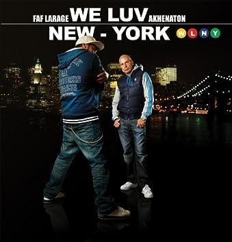 We Luv New York