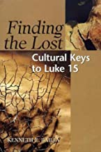 Finding the Lost Cultural Keys to Luke 15 (Concordia Scholarship Today)
