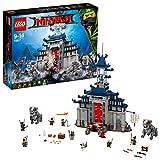 LEGO Ninjago - Templo del Arma Totalmente Definitiva, Juguete de Construcción de Edificio Ninja (70617) , color/modelo surtido