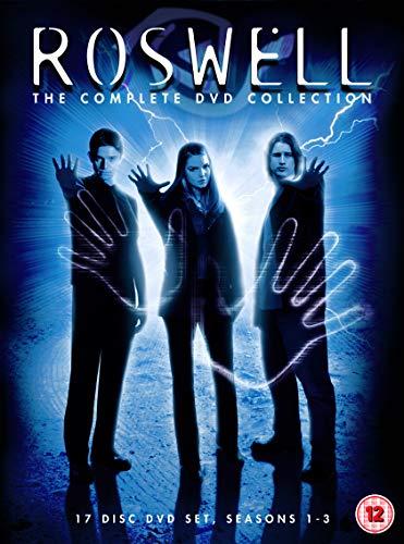 Roswell: Seasons 1-3 (Box Set) [Edizione: Regno Unito] [Edizione: Regno Unito]