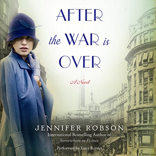After the War Is Over audiobook cover art