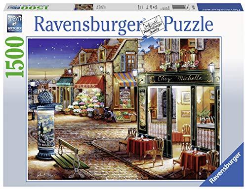 Ravensburger _ A Secret Corner in Paris - Puzzle 1500 Teile - 16244