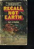 Recall Not Earth