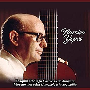 Joaquín Rodrigo: Concierto de Aranjuez / Moreno Torroba: Homenaje a la Seguidilla