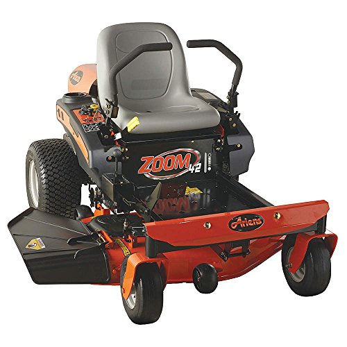 Ariens Zoom 42–19hp 253t Série 6000 V-Twin 106,7 cm Zero Turn Tondeuse à Gazon