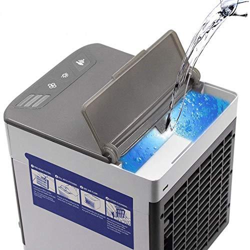SBR Arctic Air-Kühler Lüfter USB-Ventilator Third Generation Induktions Cooler Luftbefeuchter Chiller