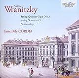Wranitzky Streichquintett-Streichsextett - Ensemble Cordia