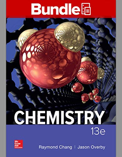 Download Package: Loose Leaf for Chemistry with Connect 2 Semester Access Card 1260264858