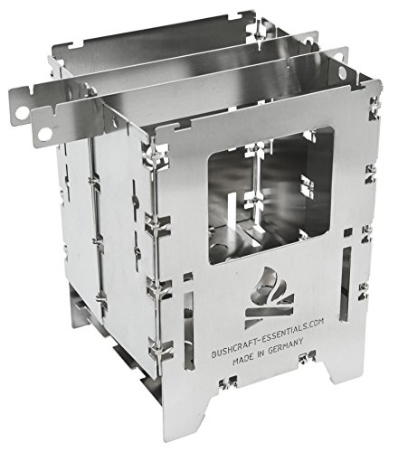 Bushcraft Essentials Outdoor Stove Bushbox LF