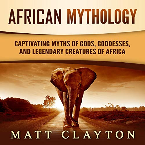 African Mythology cover art