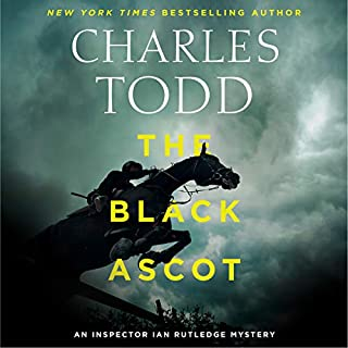 The Black Ascot audiobook cover art
