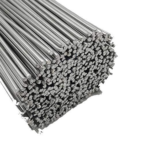 Varillas para soldar 1,6/2 / 2,5/3,2 mm de aluminio de hilos con núcleo de baja temperatura Fácil masa fundida de aluminio Varillas for soldar Diámetro Alambre tubular for soldar Varillas de solda