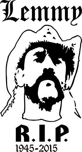 Holashirts Mallorca Lemmy Aufkleber Sticker Autoaufkleber 185x100mm Folie Fan Art