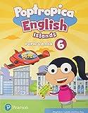 Poptropica English Islands 6 Pupil's Book Print & Digital InteractivePupil's Book - Online World Access Code