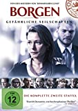 Borgen - Gefährliche Seilschaften, Die komplette zweite Staffel [4 DVDs] - Sidse Babett Knudsen